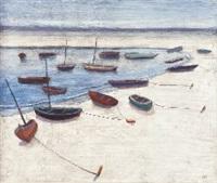 shoreline, ferragudo by jack macinnes