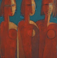 three women by william robert