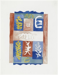 after henri matisse by sherrie levine