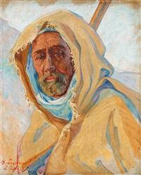 arab z kairu by aleksander laszenko