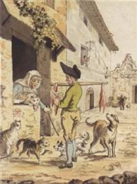 the butcher by david allan
