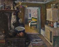 interior by bernhard d. folkestad