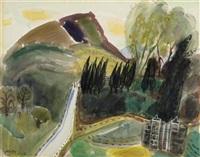 hills of jerusalem by nachum gutman