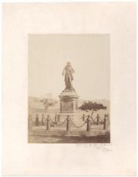 ajaccio, statue d'abbatucci by miguel aleo