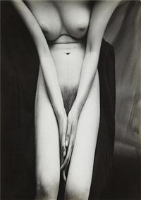 untitled (distortion #167) by andré kertész