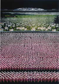 pyongyang v by andreas gursky