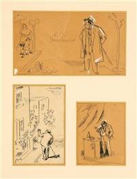 bialik (3 works) (rare) by nachum gutman