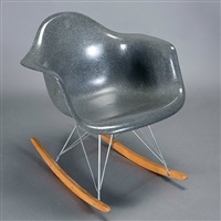 rocking chair by herman miller