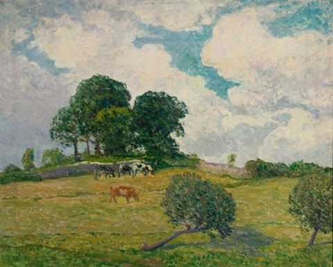 les nuages blancs, rosporden by maxime maufra