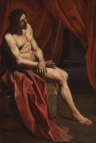 christ mocked by gian lorenzo bernini