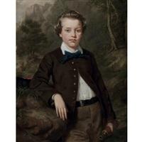 portrait of john taylor by seymour joseph guy