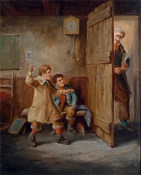 caught in the act by henry alexander