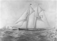 pilot boat #13
