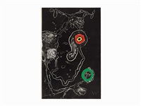 from barcelona suite by joan miró