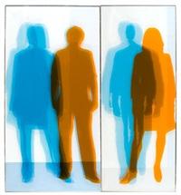 trasparenze simultanee (in 2 parts) by vincenzo ceccato