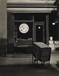 christopher street shop by berenice abbott