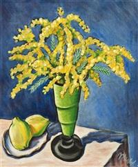 blumen in einer vase by jaroslav herbst