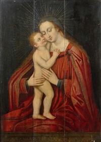 vierge à l'enfant by flemish school (16)