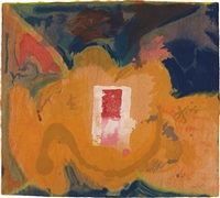 tales of genji v, from tales of genji by helen frankenthaler