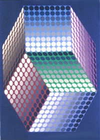 togonne by victor vasarely