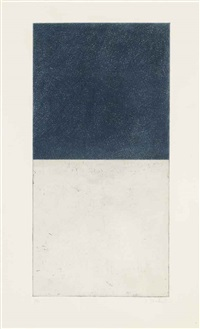 untitled, from ten days by brice marden