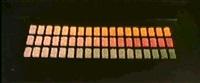 campionario colore moquette n. 31 by elisa bollazzi