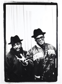 run dmc, berlin by peter anderson