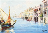venice by rudolph negely