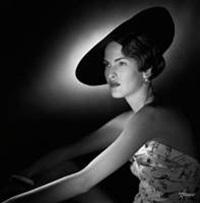 la dame au chapeau by pierre-anthony allard