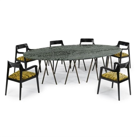 dining table by philip cortelyou johnson
