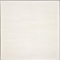 untitled #7 by agnes martin
