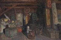 dark loft by bernhard d. folkestad