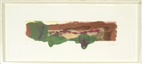 a page from a book ii by helen frankenthaler