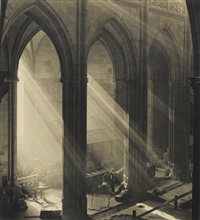 svaty vit (saint vitus) (portfolio of 15) by josef sudek