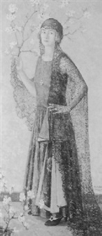 the lace shawl by rudolf helmut sauter