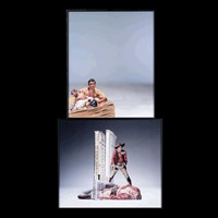 recover & bookend (2 works) by thomas allen