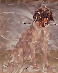 picasso's dog by ibrahim ors