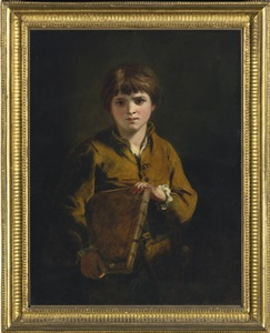 artwork by joshua reynolds