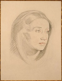 mrs. mitford by samuel laurence
