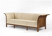 sofa by frits henningsen
