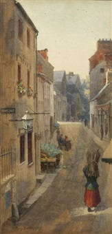 marys lane, kilkenny by mary georgina barton