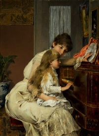 the piano lesson by seymour joseph guy