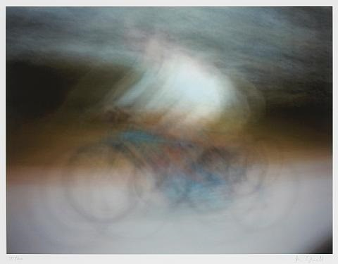 dynamism of a cyclist after umberto boccioni dynamism of an automobile after luigi russolo 2 works by jim campbell