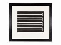 untitled (open left) by donald judd