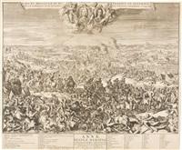 legen by hoogstad op de fransen en beyersen (2. schlacht bei höchstädt im spanischen erbfolgekrieg) by romeyn de hooghe