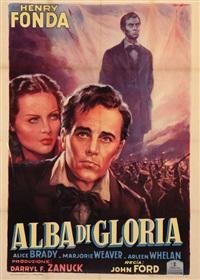alba di gloria (young mr. lincoln) by anselmo ballester