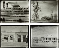 selected images (4 works) by walker evans