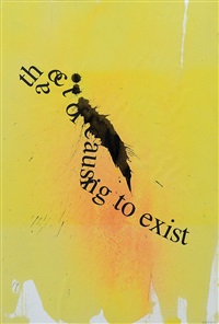 the acting of causing to exist by ugo carrega