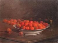 strawberrys and raspberrys by nicolae angelescu