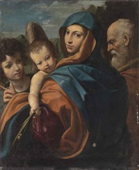 the rest on the flight into egypt by lionello spada